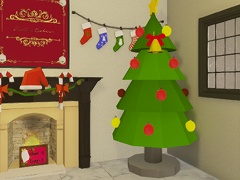 脱出ゲーム「12月25日」クリスマスからの脱出!