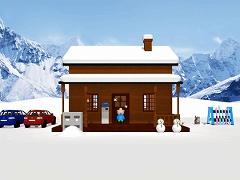 脱出ゲーム - スキー場