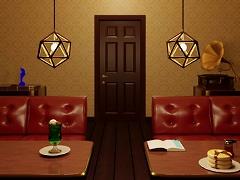 脱出ゲーム Star Cafe