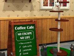 脱出ゲーム- 猫カフェから脱出