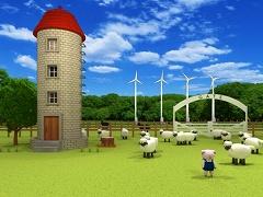 脱出ゲーム - 牧場