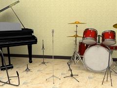 脱出ゲーム ある音楽家の屋敷