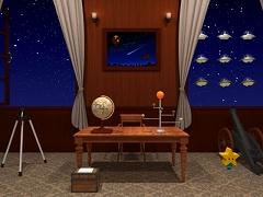 脱出ゲーム - 天文学