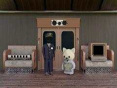 脱出ゲーム 幽霊列車からの脱出