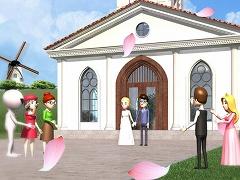 脱出ゲーム-June Bride
