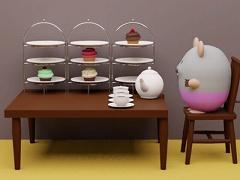 脱出ゲーム Teatime