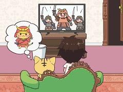 にゃんてえすけーぷ -猫の脱出ゲーム
