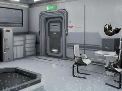 脱出ゲーム 猫様の宇宙船からの脱出