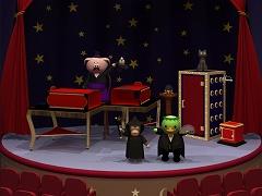 脱出ゲーム - Magic Room