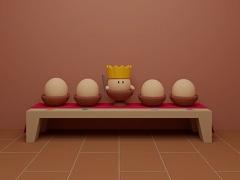 脱出ゲーム Egg Cube