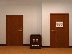 脱出ゲーム - ナカユビ・コーポレーションから脱出(リメイク)