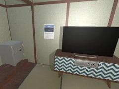 脱出ゲーム VR 正月和室