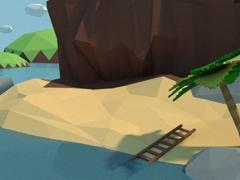 脱出ゲーム -サメに囲まれた無人島-