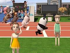 脱出ゲーム-体育祭