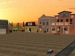 脱出ゲーム - Western