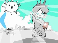 脱出ゲーム 暑ーい女神像