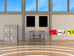 脱出ゲーム 幻の教室