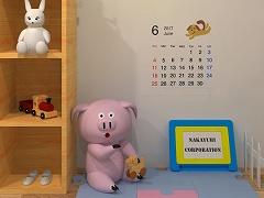 脱出ゲーム - 幼稚園