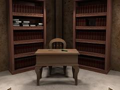 脱出ゲーム - Den - 古びた書斎からの脱出