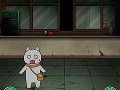 脱出ゲーム ネコと古びた病院