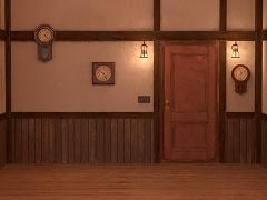 時計仕掛けの部屋