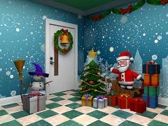 脱出ゲーム クリスマスルーム