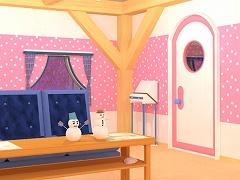 短編脱出ゲーム ちょっと脱出 アザラシとシロクマのいる部屋
