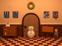 脱出ゲーム-お菓子の家