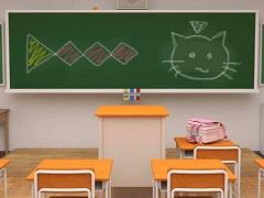 脱出ゲーム 新学期の教室