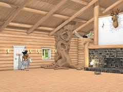 脱出ゲーム Log House