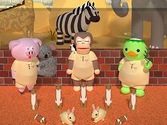脱出ゲーム - 動物園