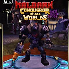 Maldark Conqueror of all Worlds
