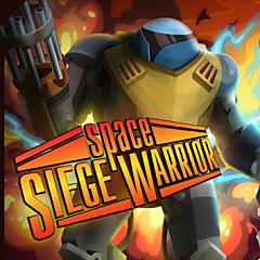 Space Siege Warrior