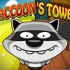 Raccoon's Towel
