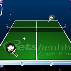 ガーフィールドの卓球 2