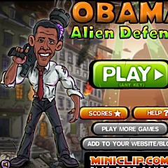 Obama Alien Defense