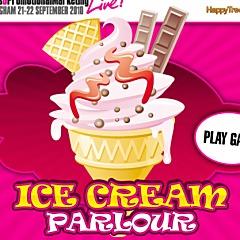 アイスクリームパーラー