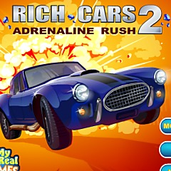 Rich Cars 2 Adrenaline Rush