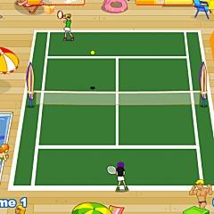 ねじれテニス