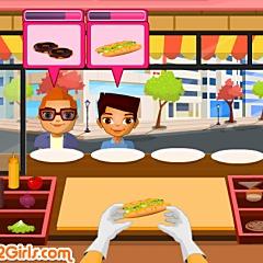 Kathryn's Fast Food Corner