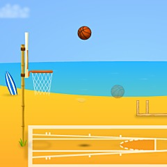 サマーバスケットボール