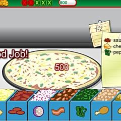 ピザを焼こう2