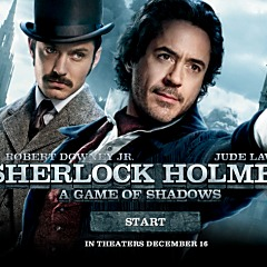 Sherlock Holmes Checkmate