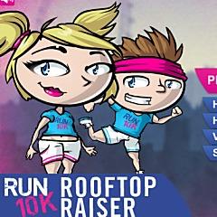 Run Rooftop Raiser