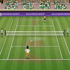 テニスチャンピオン大会