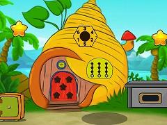 Tree House King Escape