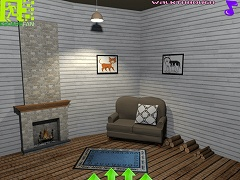 Bad Memory Escape - Wooden Room