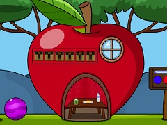 Rescue The Boy From Fruit House
