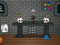 Black Magic Room Escape