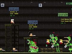 Zombie Warface idle